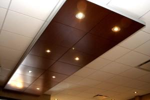 Plafond Woodworks